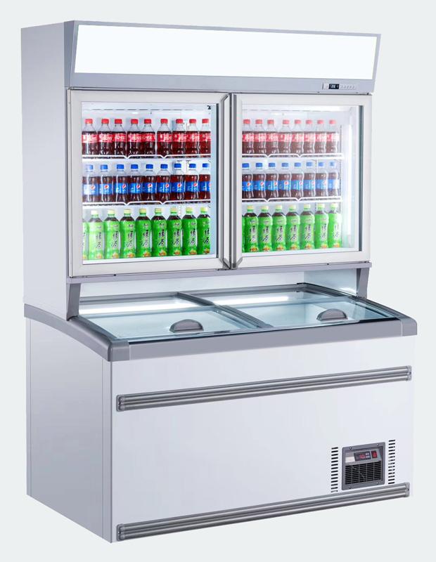 Kjøl og frys til butikk